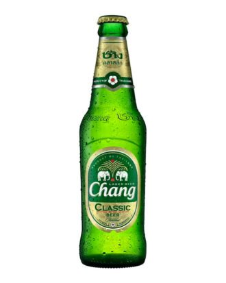 Chang Øl - Classic Thai Beer