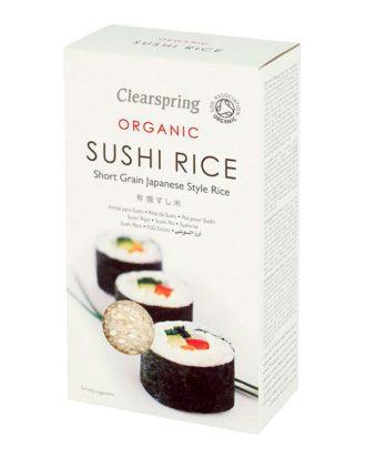 clearspring økologisk sushi ris