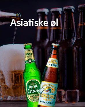 Asiatiske øl