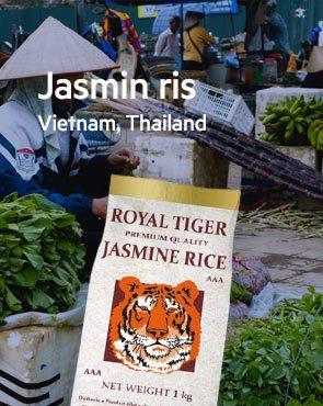 Jasmin ris