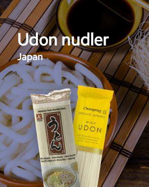 Udon nudler