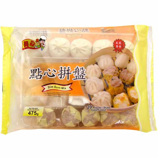 Dumplings og færdigretter
