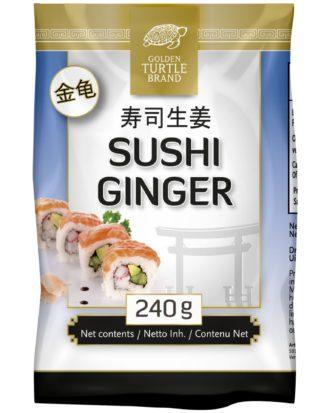 Sushi ingefær