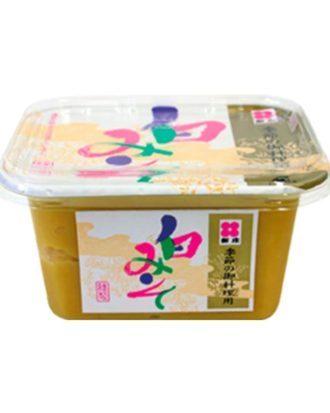 Miso paste (misu pasta)