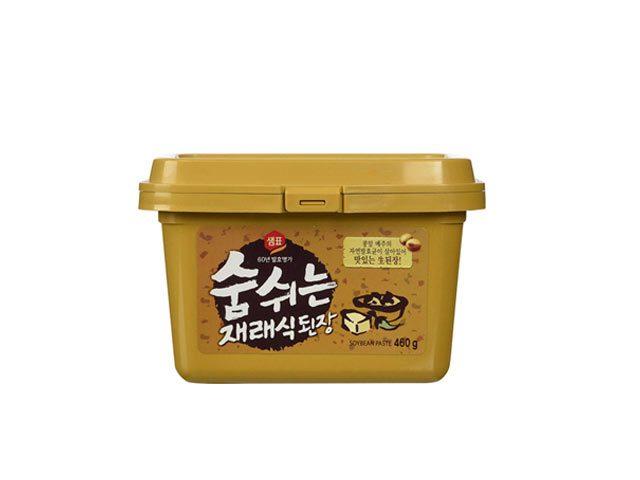 Koreansk sojabønne paste