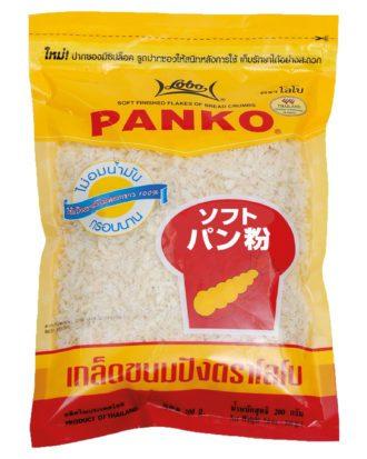 Panko rasp og tempura mel